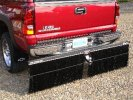 Premium Towtector 70 Inch Brush Guard Shield for 2.0 in Receiver