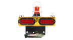 TM16UPS-CG Wireless Tow Light with Utility Pole Mount
