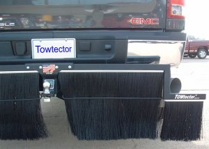 Premium Towtector 78 Inch Brush Guard Shield for Duramax Diesel