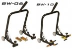 Black Widow Front Motorcycle Stands