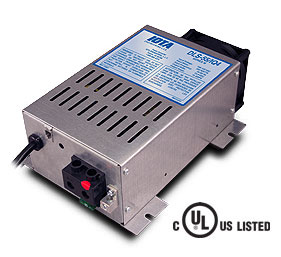DLS-55 55 Amp Power Supply/Charger