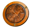 "4IN-AMB 4"" Amber Round LED for TM60MH / OUT-STB / TM36S / TM48S"