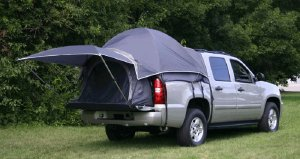 Sportz Truck Tent III for Avalanche's