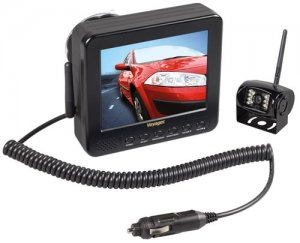 Voyager Digital Wireless 5.6 inch Color Backup Camera System